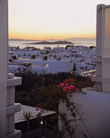 Belvedere Hotel Mykonos foto