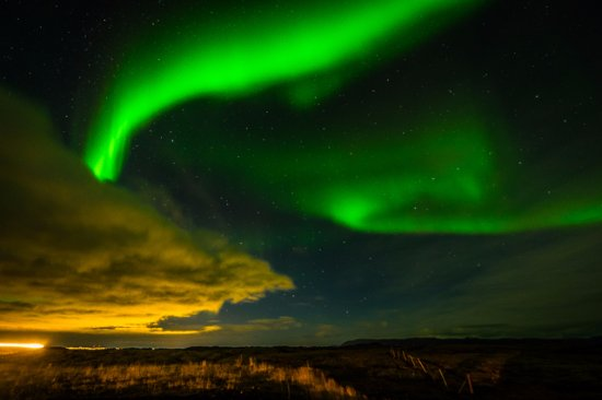 Superior Reykjavik Excursions Northern Lights Tour: The Lights We Got To See The  Night Of Our