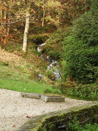 Noirefontaine, Бельгия: la cascade