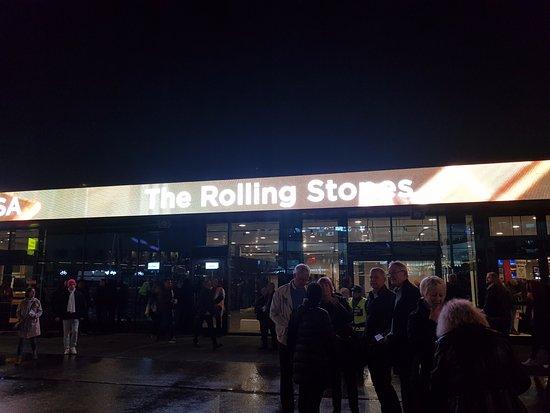 Solna, Sweden: Rolling stones!!!!