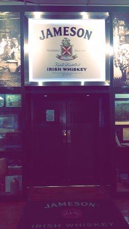 Μίνλετον, Ιρλανδία: Jameson Experience