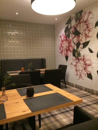Upstalsboom Parkhotel: Seperate Ecke
