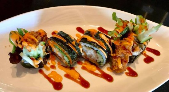 Hopewell Junction, Nowy Jork: Sushi 101