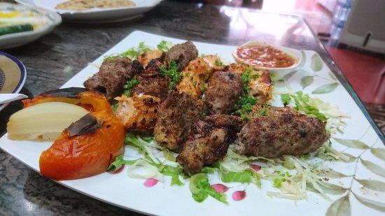 The Best Halal Food Around The Place Review Of Nefertiti Restaurant Bangkok Thailand Tripadvisor