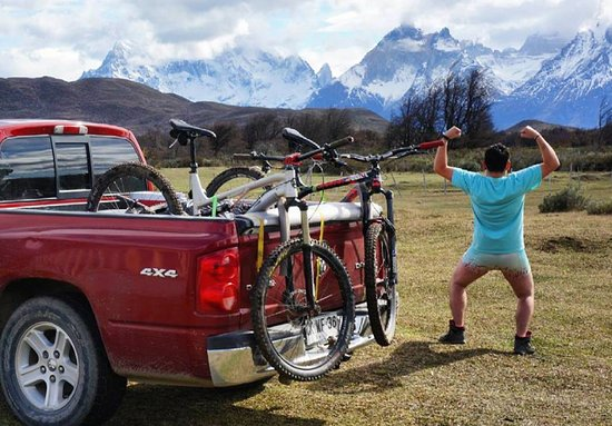 Pick Up Truck Mountain Bike Bicycling And The Best Bike