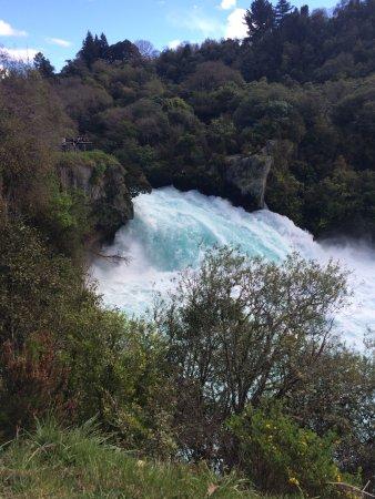 Taupo, New Zealand: Huka Falls