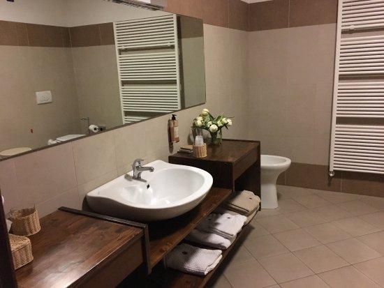 Sillavengo, Italy: Stanza 102. Il bagno