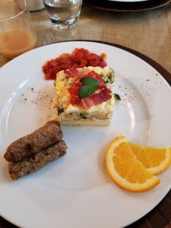 Mtn Laurel Creek Inn & Spa: Breakfast .... Homemade