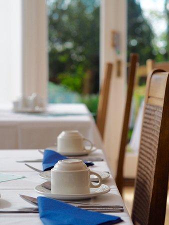 Old Manse Hotel: Dining