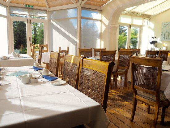 Old Manse Hotel: Dining Room
