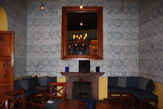 Belmond Casa de Sierra Nevada: The Blue Bar