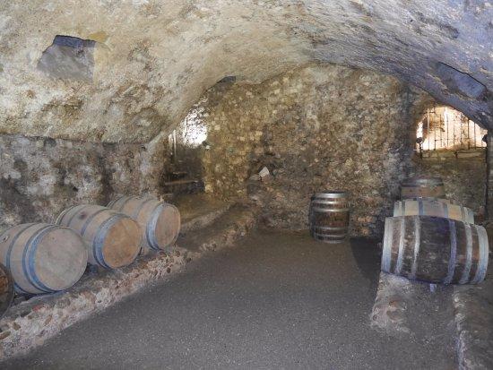 Narbonne, France : une des caves