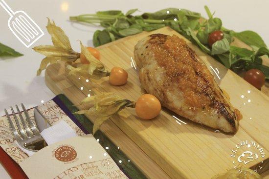 Delicioso empanado con dorado toque crocante for Cocinas integrales manizales