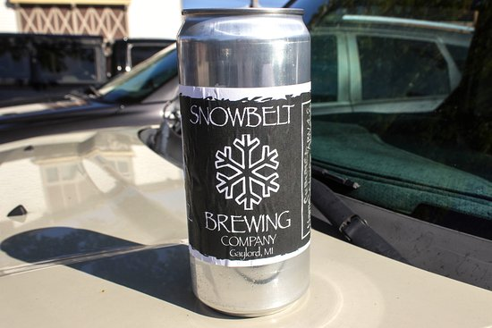 Gaylord, MI: Crowler to go