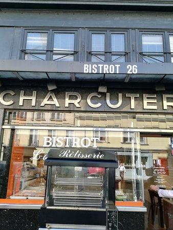 beaede8c399 l arrière boutique Versailles - Picture of L arriere Boutique ...