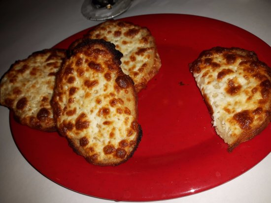 Longueuil, Canada: Garlic Bread w. Cheese