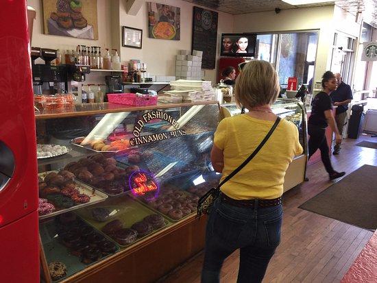 Las Vegas, NM: Our Target for Brownies, etc.
