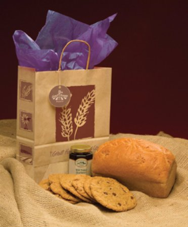 Johns Creek, GA: Bring our Gift of Jam and Bread home as a tasty surprise.