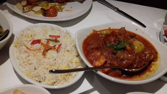 Lunch picture of ajanta london tripadvisor for Ajanta indian cuisine