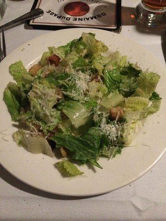 Urbana, IL: Caesar Salad