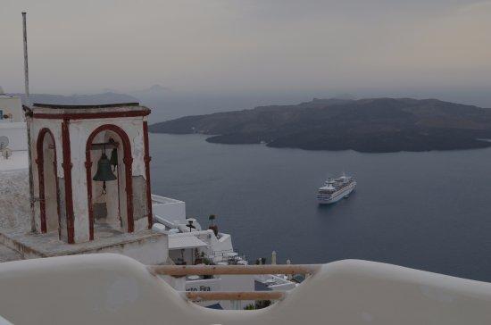 Villa Renos : Our balcony
