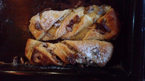EL Horno Magico, Panaderia Francesa: Trensas