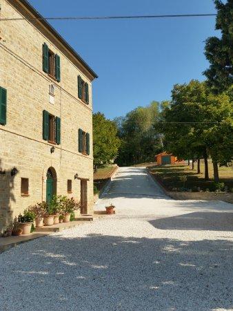 Cupramontana, Italy: Casa Ripa