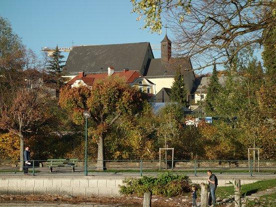 Kapuziner Kloster Gmunden