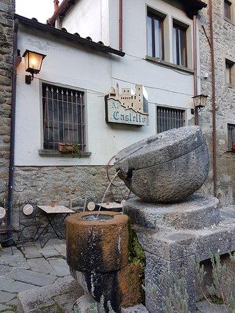 Fivizzano, Italia: Fontana