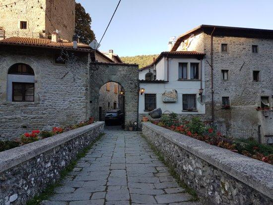 Fivizzano, Italia: Entrata di Verrucola