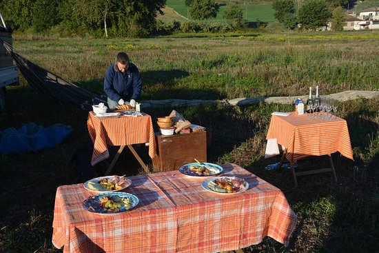San Casciano in Val di Pesa, Italy: Delicious breakfast