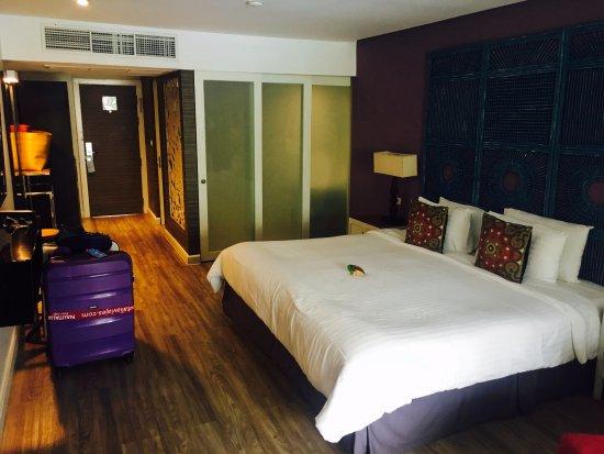 Burasari Resort: habitacion