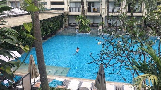 Burasari Resort: piscina