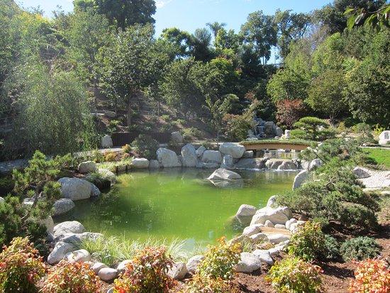 Lower garden picture of japanese friendship garden san for Japanese friendship garden