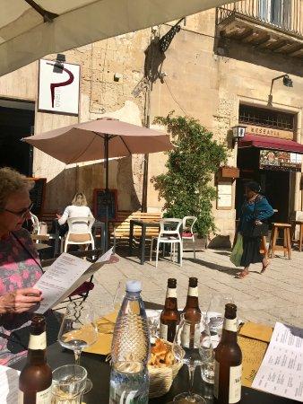 Enogastronomia Povero: outdoor dining