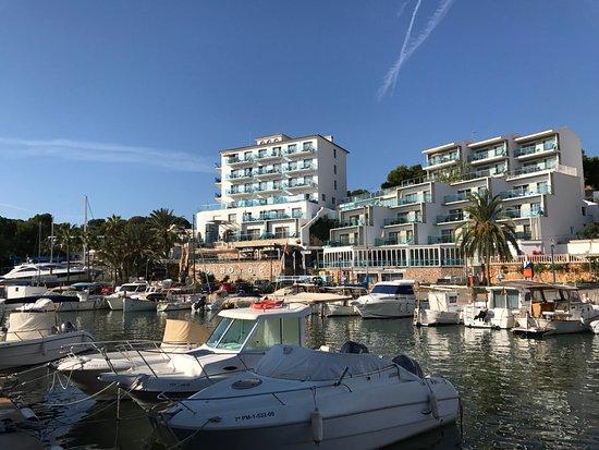 Exterior hotel picture of aparthotel porto drach porto for Appart hotel porto