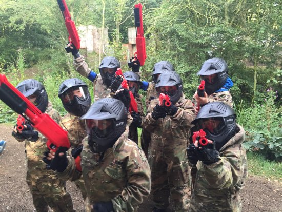 Conflict Paintball