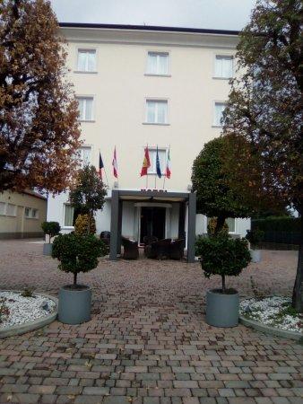 Solignano Nuovo, Ιταλία: Ingresso principale