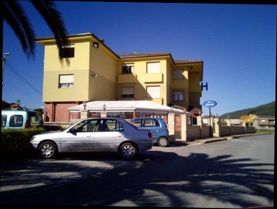 Argoños, España: Hotel tranquilo