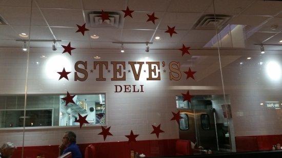 Bloomfield Hills, MI: Steve's Deli