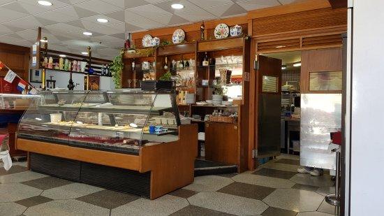 Sant Julia de Loria, Andorra: Buffet des desserts