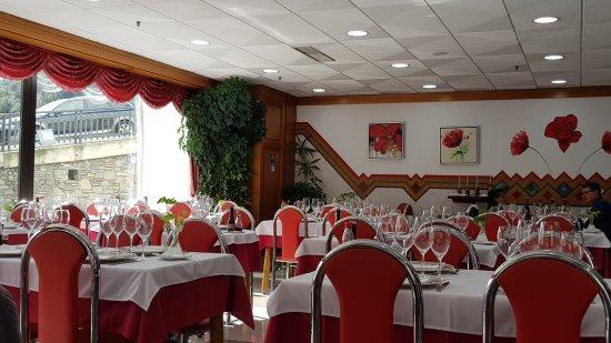 Sant Julia de Loria, Andorra: Salle du restaurant