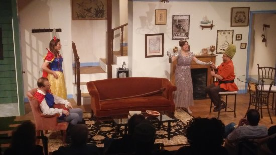 Lake Forest, IL: Awesome Production of Vanya, Sonia, Masha and Spike