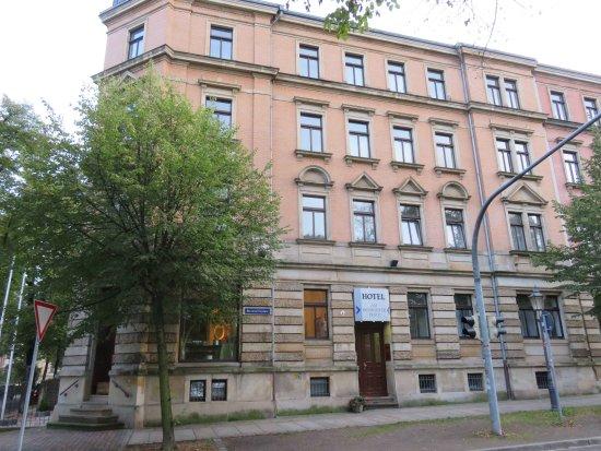 novum hotel am bonhoefferplatz dresden bewertungen fotos preisvergleich deutschland. Black Bedroom Furniture Sets. Home Design Ideas