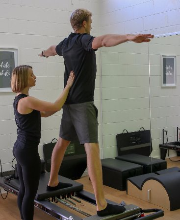 ‪‪Kerikeri‬, نيوزيلندا: One-on-One Pilates Reformer training‬