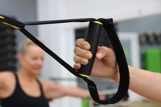 Kerikeri, นิวซีแลนด์: TRX suspension training