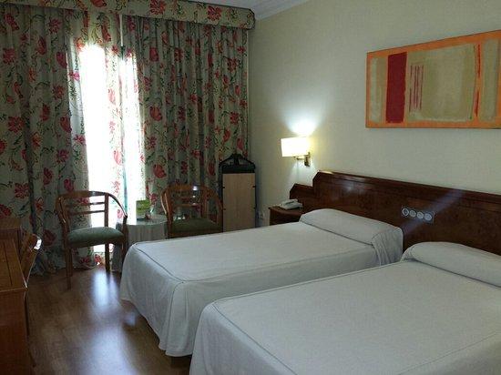 เอลอีจิโด, สเปน: Detalle de la habitación. Ejido hotel. .