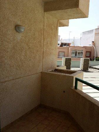 เอลอีจิโด, สเปน: Detalle de la terraza.