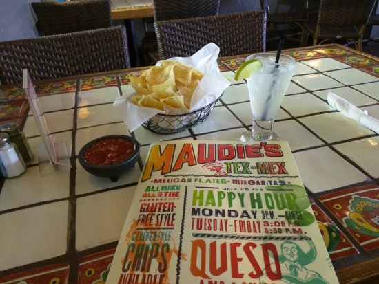 Photo of Mexican Restaurant Maudie's Cafe at 2608 W 7th St, Austin, TX 78703, United States