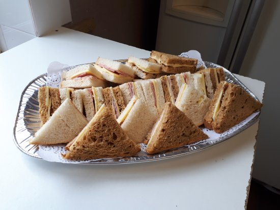 Fleet, UK: Catering available for all functions